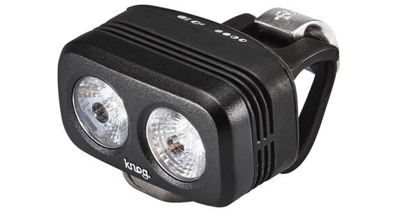 Knog Blinder Road 250 etuvalo 1 valkoinen LED, standard , musta